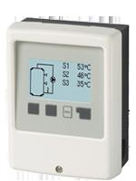 CC Per un controllo ottimizzato della pompa di circolazione in sistemi di acqua calda sanitaria.