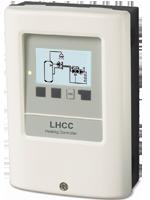 LHCC Regulador de climatización en función de la temperatura exterior para diversos sistemas de calefacción y refrigeración.