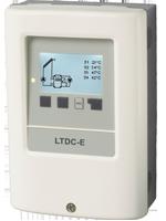 Large Temperatur Differenz Controller für einfache Solar-Systeme