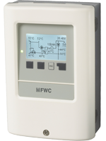 Pour stations d'eau douce avec pompe à haut rendement à vitesse variable et fonctions supplémentaires réglables
