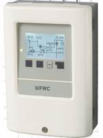 Für Frischwasserstationen mit drehzahlgeregelter Hocheffizienzpumpe und einstellbaren Zusatzfunktionen