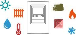 Le proporcionamos soluciones inteligentes alrededor de la calefacción y refrigeración desde una única fuente