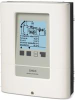 XHCC Pour la régulation flexible d'installations de chauffage complexes ou d'installations combinées de chauffage et de refroidissement