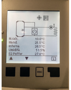 LHCC Controller for Heating and Cooling