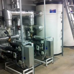 Cascading Big Fresh Water Systems